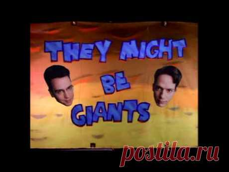They Might Be Giants - Istanbul (Not Constantinople) BEST QUALITY (Official Music Video)