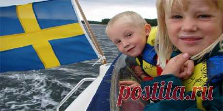 Sweden forbade vaccination Sweden forbade obligatory vaccination, referring to serious problems with health at children after inoculations