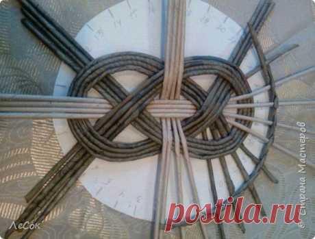 Мастер-класс Поделка изделие Плетение Мастер класс Ажурные крышки Трубочки бумажные фото 17
