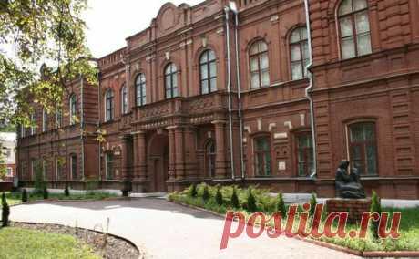 Достопримечательности старинного русского города Иванова