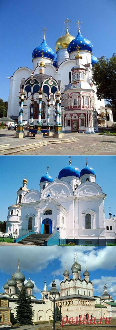 Фото-путешествие по Золотому Кольцу России - Фото - Калейдоскоп Эмоций