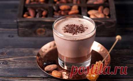 Какао – настоящий напиток Богов. Вот почему его важно пить после 40 лет!