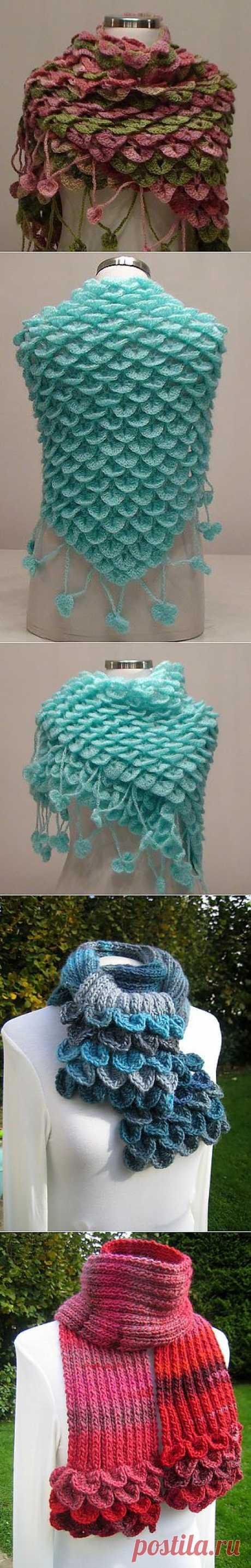 образец вязания - Самое интересное в блогах