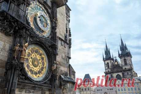 Прага прекрасна в любое время года