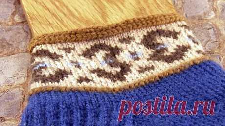 """Виккель - универсальная техника для вязания - Блог интернет-магазина """"Мир Вышивки"""""""