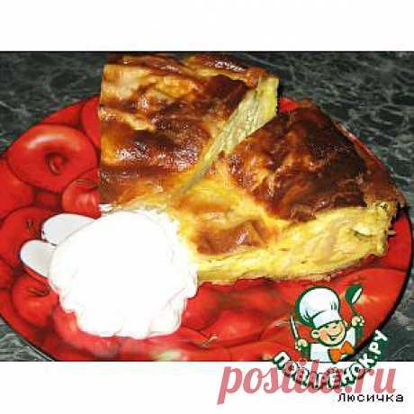 Быстрая Банница - кулинарный рецепт