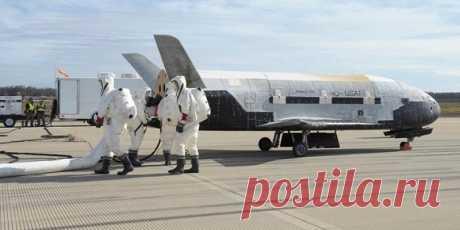 Загадочный шаттл X-37B отправляется в шестое задание