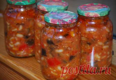 Search on Postila: snack from eggplants