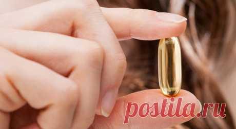 Нужно ли пить витамины для волос и ногтей (и если да, то какие)? . Милая Я