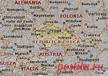 Europa Central.