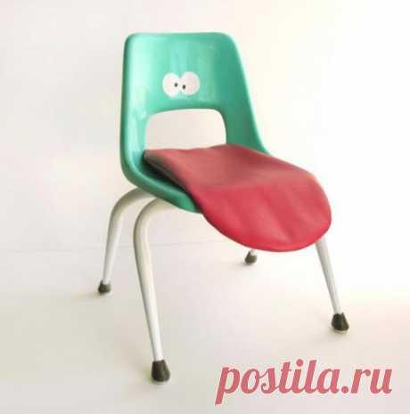 Декор детских стульчиков / Интересные идеи декора / PassionForum - мастер-классы по рукоделию