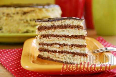 "Торт ""Микадо"" | 8 Ложек"