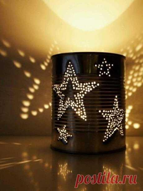 8 чудесных идей новогоднего декора