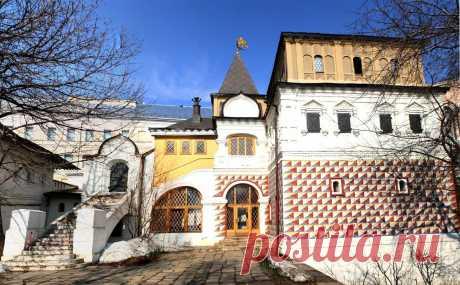 Старинные палаты Москвы (ч.I) | Seeyouinmoscow | Яндекс Дзен