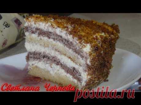 Сметанник-Торт с Вкуснейшим сметанным Кремом!/Smetannik-Cake - YouTube