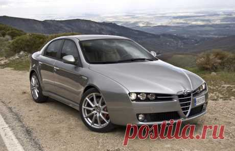 Почему Alfa Romeo 159 не оставила после себя модель-приемника