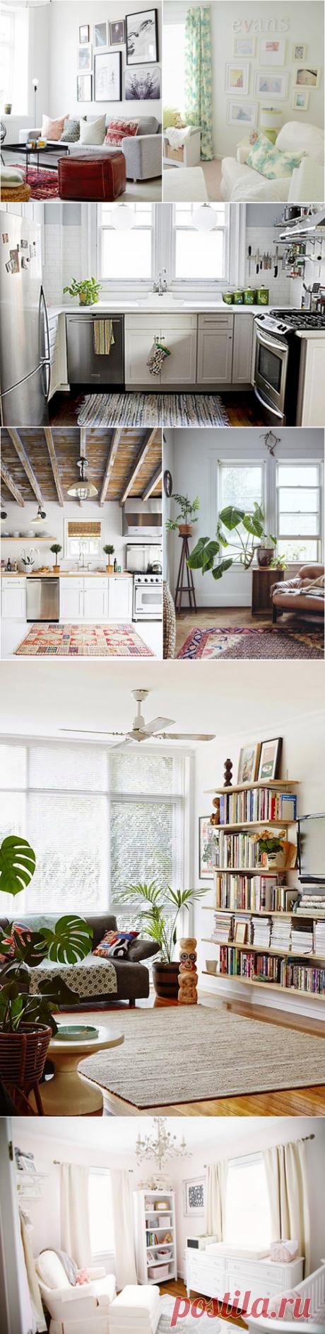 Дизайнерские секреты оформления интерьера — Мой дом