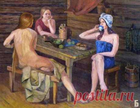 Женские банные компании. Такое есть, наверное, только России. | Мишкина БАНЬКА | Яндекс Дзен