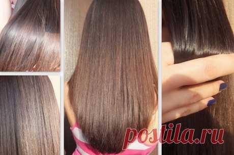 """Чтобы мои волосы лучше росли, я использую """"Пантенол"""". Эффект потрясающий"""