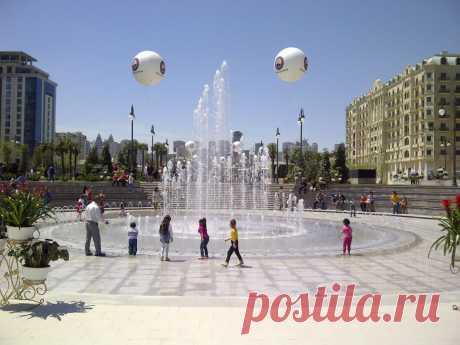 Baku Park