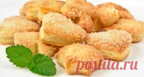 Печенье на сметане рецепт   XCOFFEE.RU   Яндекс Дзен
