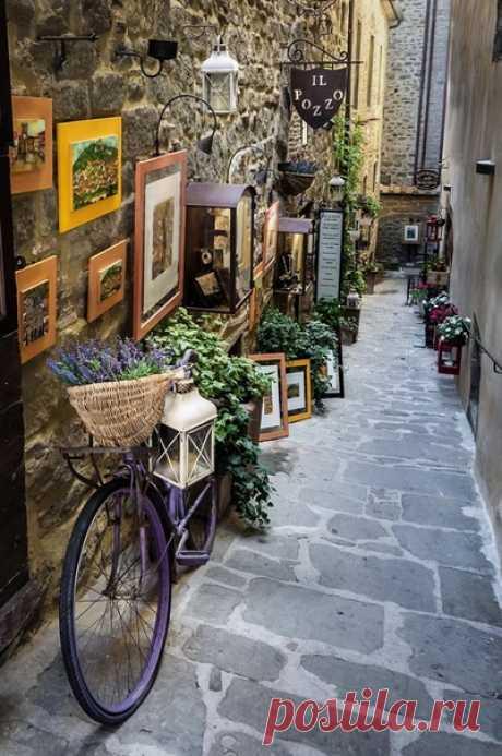 Кортона , Италия