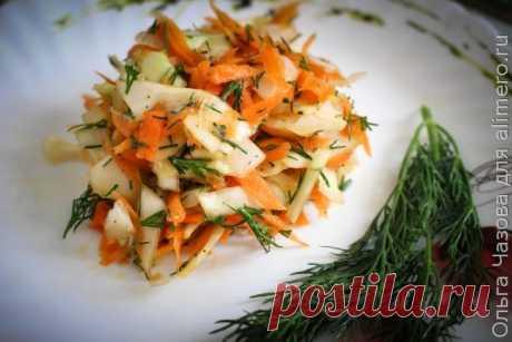 👌 Самый простой постный салат за 15 минут, рецепты с фото Это, по-моему, самый простой и самый быстрый в приготовлении постный салат. Особых кулинарных навыков он не требует, все просто и до примитивности понятно.  Кроме этого, этот пос...