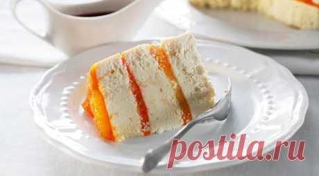 Еще есть время приготовить! Творожная пасха с апельсиновым желе — Фактор Вкуса