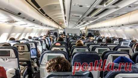 Эти места в самолете лучше избегать   GERMANIA.ONE