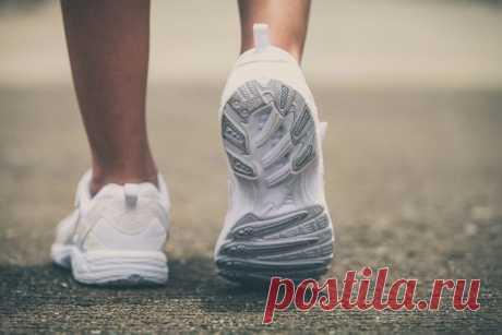 Сколько нужно ходить, чтобы сбросить вес | SimpleSlim
