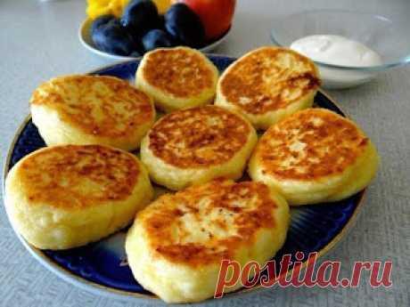 Самые вкусные рецепты: Банановые сырники