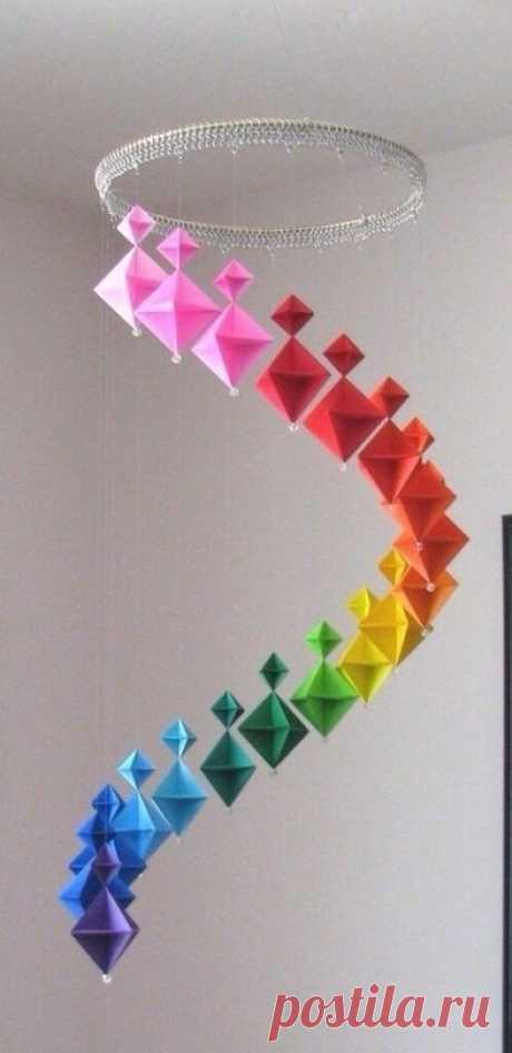 El mundo mágico del origami