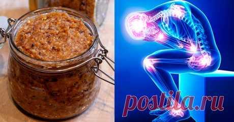 Этот витаминный комплекс поможет навсегда устранить боли в коленях, костях и суставах!   WebVinegret