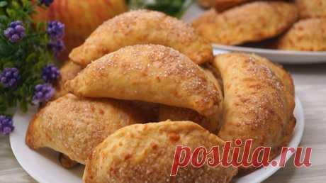 Пирожки из сырного теста - Вкусно - полезно - медиаплатформа МирТесен