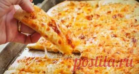 Капуста вкуснее пиццы! Гениальное блюдо для тех, кто любит капусту . Милая Я