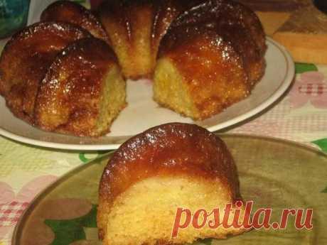 Мандариновый пирог без муки - словами трудно описать вкус и аромат, он неповторимый!