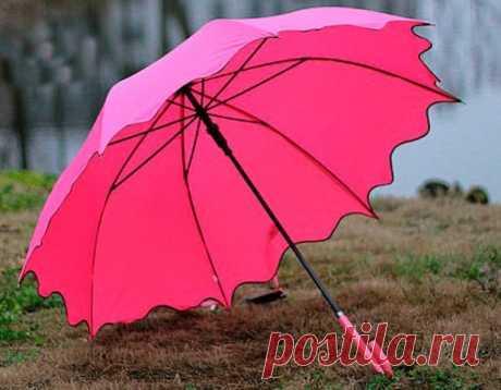 Советы, чтобы зонтик был как новый! — Полезные советы