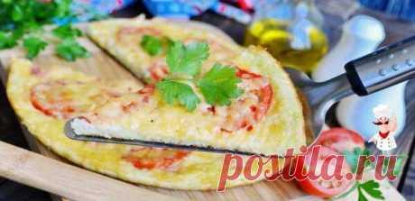Пицца на кабачковой основе | Готовим рецепты | Яндекс Дзен