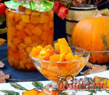Маринованная тыква со вкусом ананаса фото рецепт приготовления