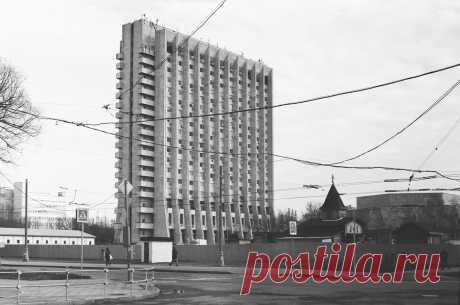 Посмотрите наоазис советского модернизма вВыхино — Strelka Mag