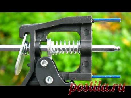 New Homemade Invention - Bright Idea DIY Metal Tool