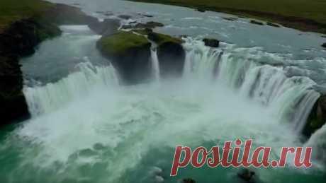 Самые большие и красивые водопады в мире!!!