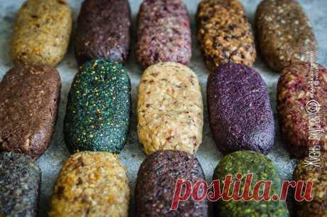 Протеиново-ореховые батончики с сухофруктами: 15 рецептов + ФОРМУЛА • Жизнь - вкусная! Кулинарный сайт Галины Артеменко