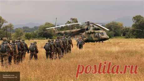Россия может провести в Нагорном Карабахе десантную операцию | Новости
