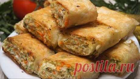 ¡Los invitados serán en el choque! Uletnaya la colación Corrujiente de lavasha.