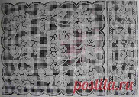 Gallery.ru / Фото #5 - Filet Lace Patterns III - natashakon
