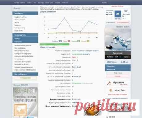 Скрипт - Сервиса активной рекламы от StillMaster | Money-script Бесплатные скрипты и модули фруктовых ферм, буксов, хайпов.