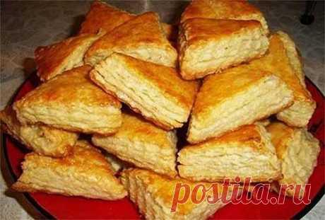 Cookies on kefir