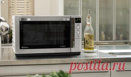 Микроволновка: 10 секретов, о которых никто не знает Даже если у вас дома стоит микроволновая печь – это не означает, что вы все о ней знаете. Проверим?