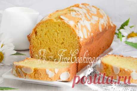 Кекс на желтках - рецепт с фото